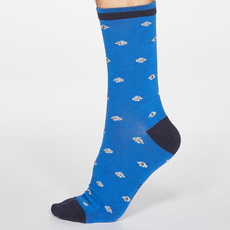 Thought Thought Carlos seacreatures  socks