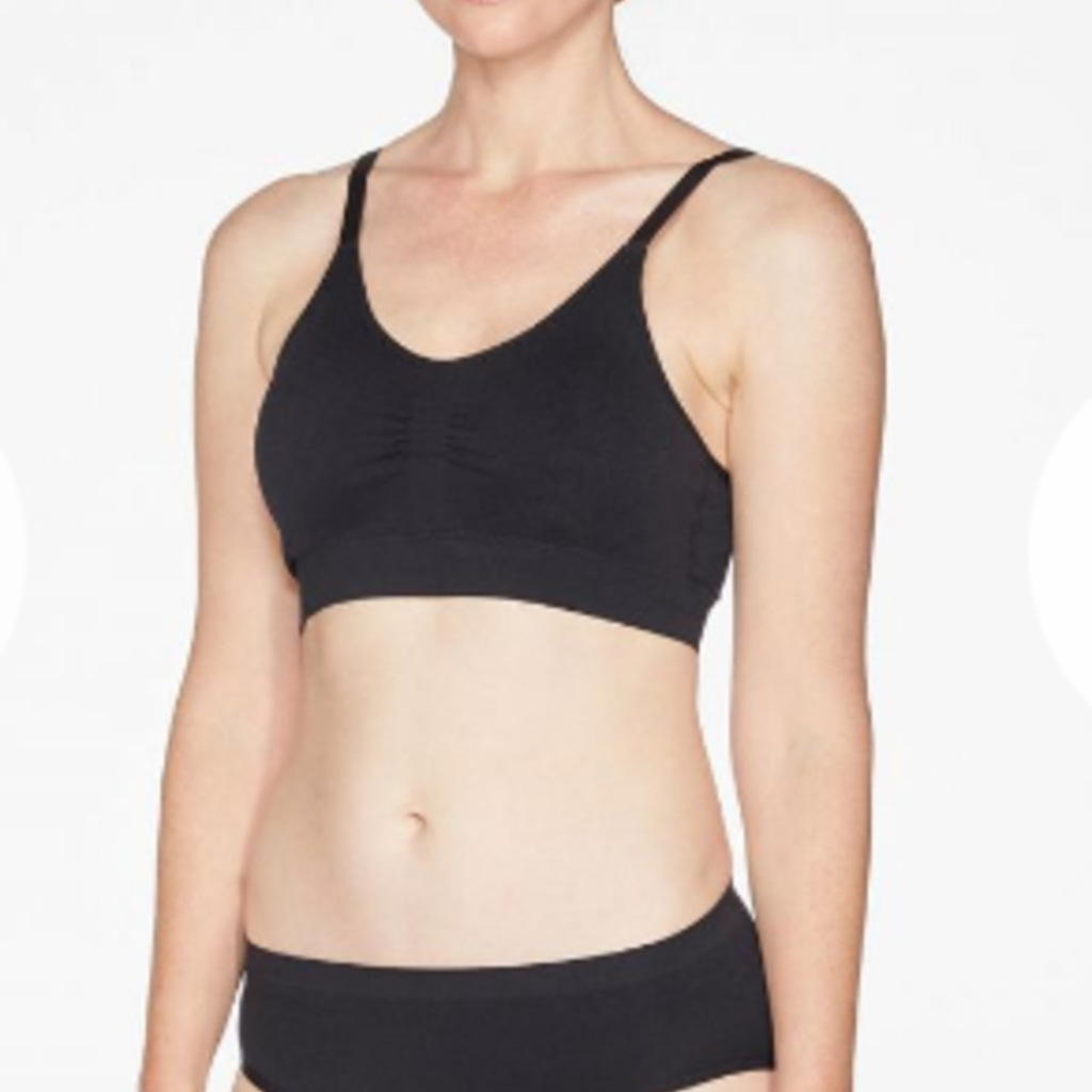Thought Thought The essential recycled bralette