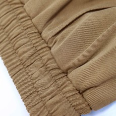 Thought Thought Luella tie front trousers desert brown