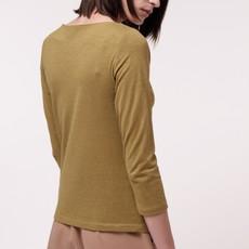 Lanius Lanius Angelina u-boot shirt green moss green moss