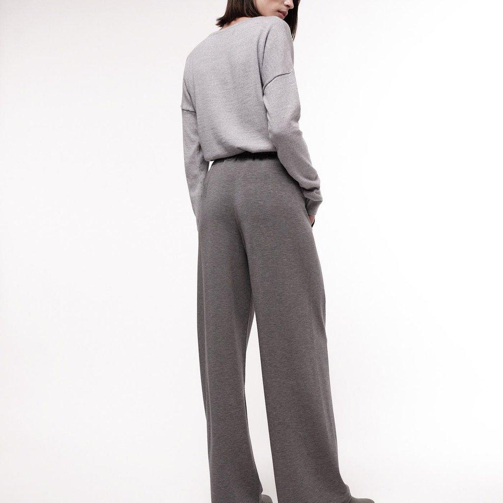 Lanius Lanius Marlenehose aus tencel dark grey