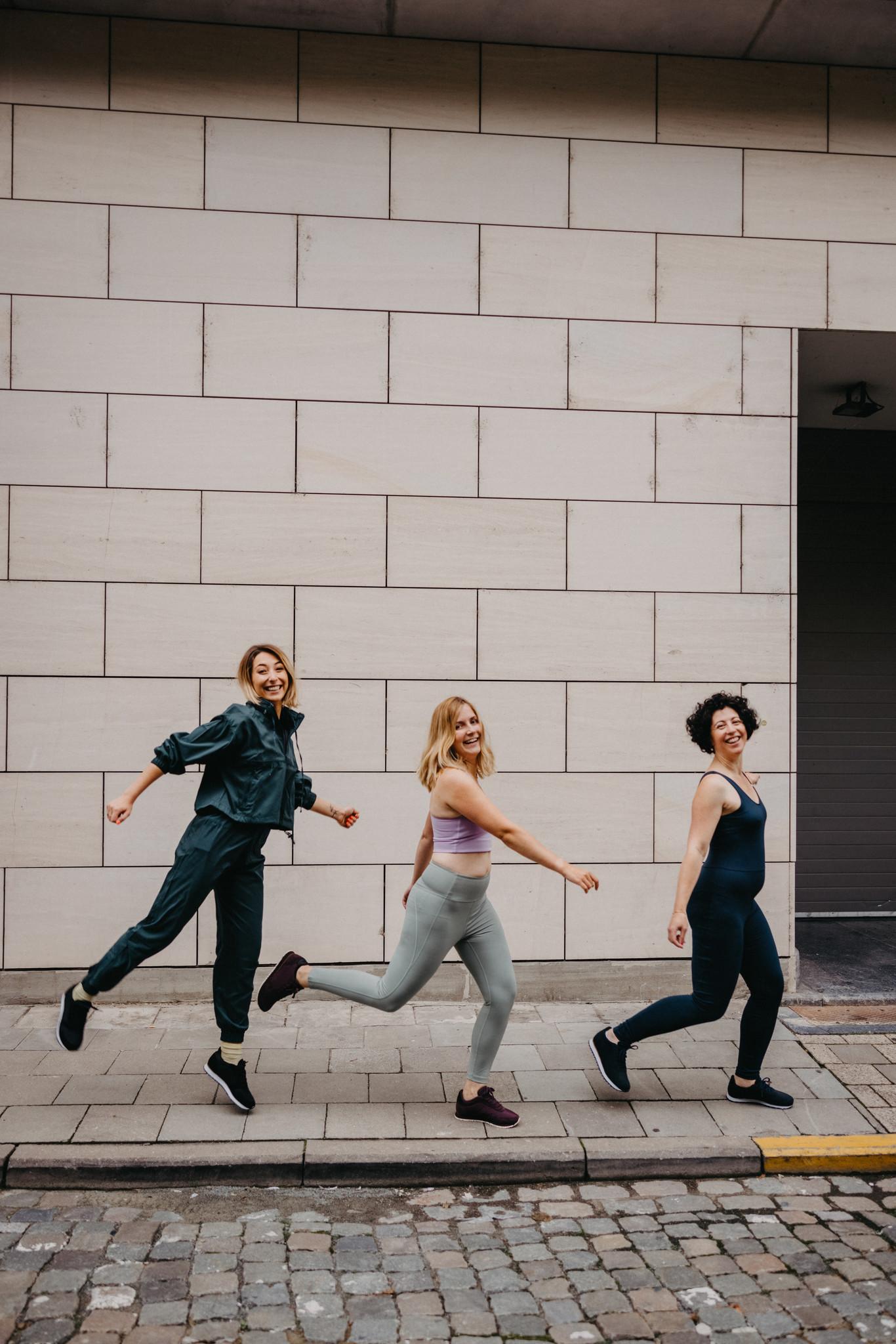 Girlfriend Collective eco en ethisch sportmerk