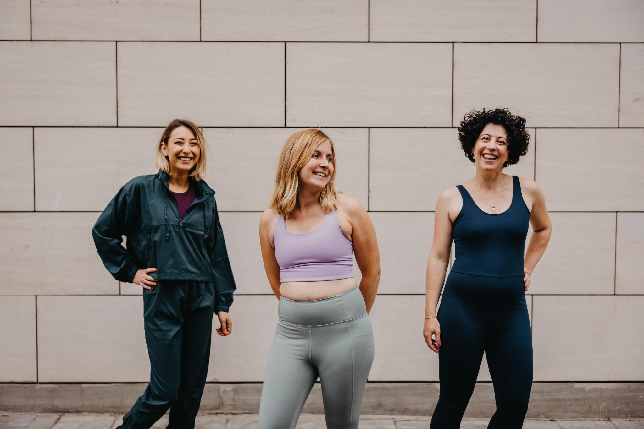 Girlfriend Collective: all - inclusive - ethisch- eco sportmerk