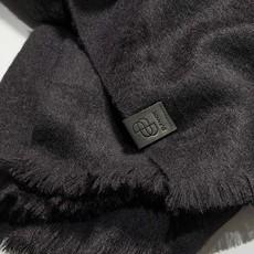 BUFANDY Bufandy Brushed Solid XS Black