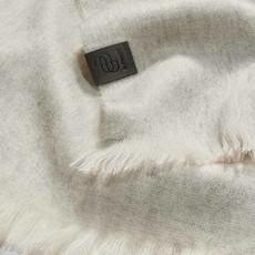 BUFANDY Bufandy Brushed Solid XS White