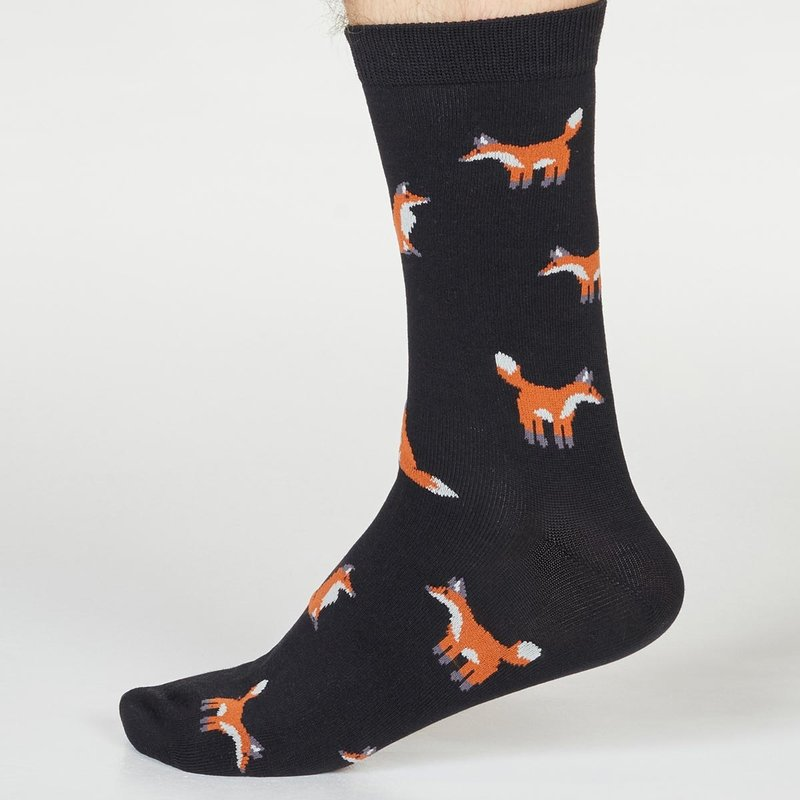 Thought Thought Syd fox socks black