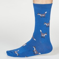 Thought Thought Syd fox socks cobalt
