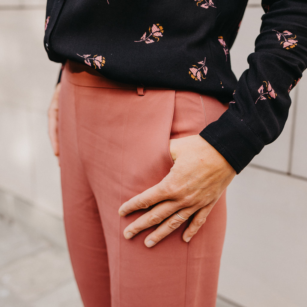 Lasalle LaSalle Wide trousers