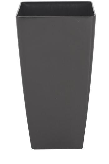 Plantenbak Pisa 33 x 33 x 60 cm antraciet