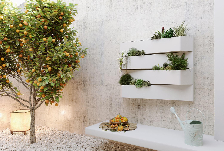 Plantenbakken voor binnen