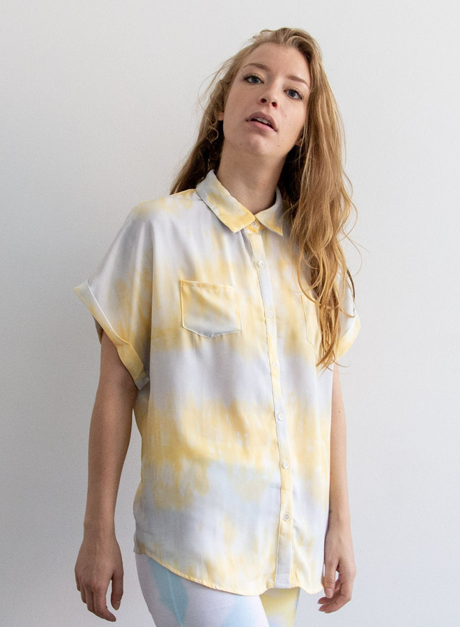 Happy days in Tie Dye Blouse