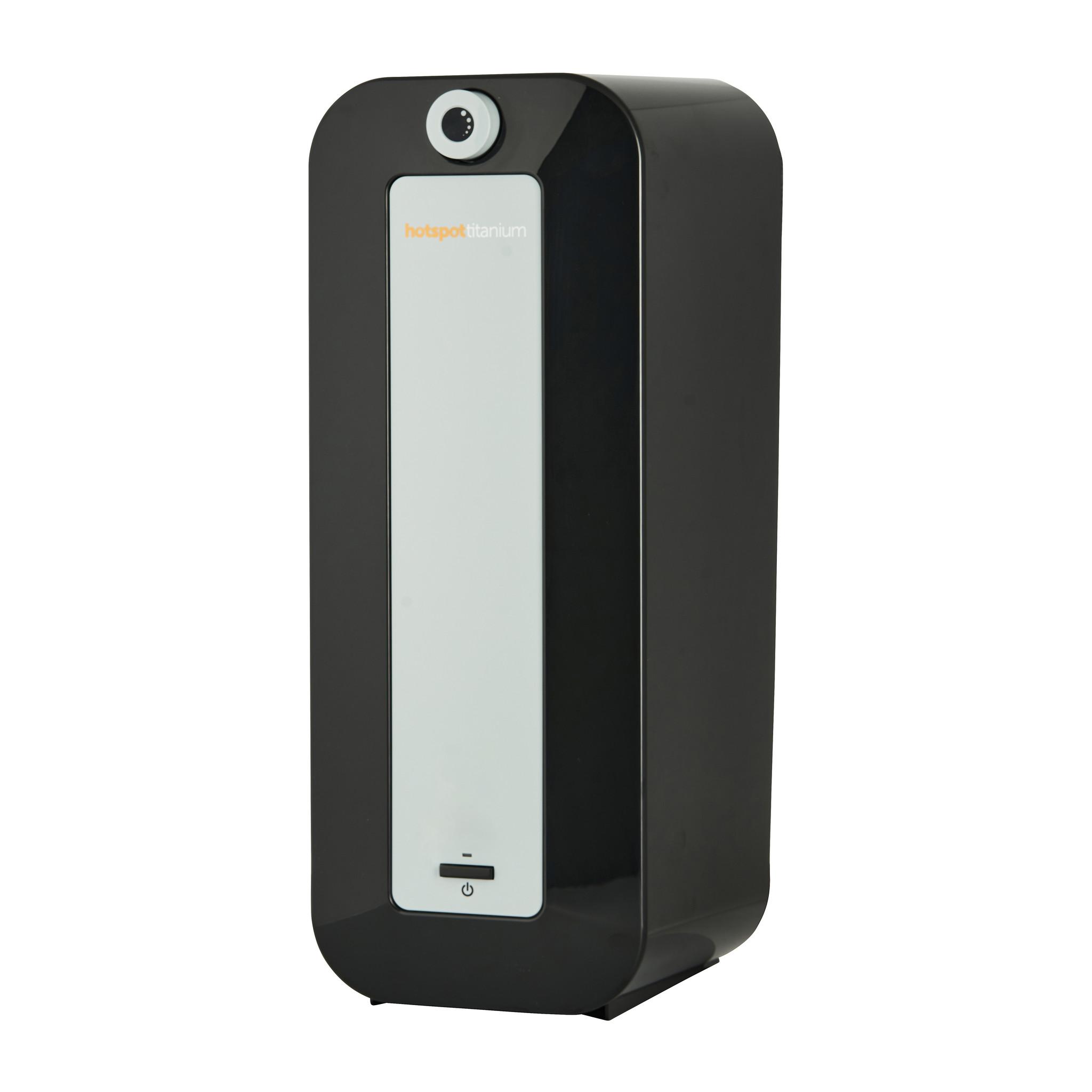 HotSpot Titanium Calisto Eco Premium Polished Chrome Tap