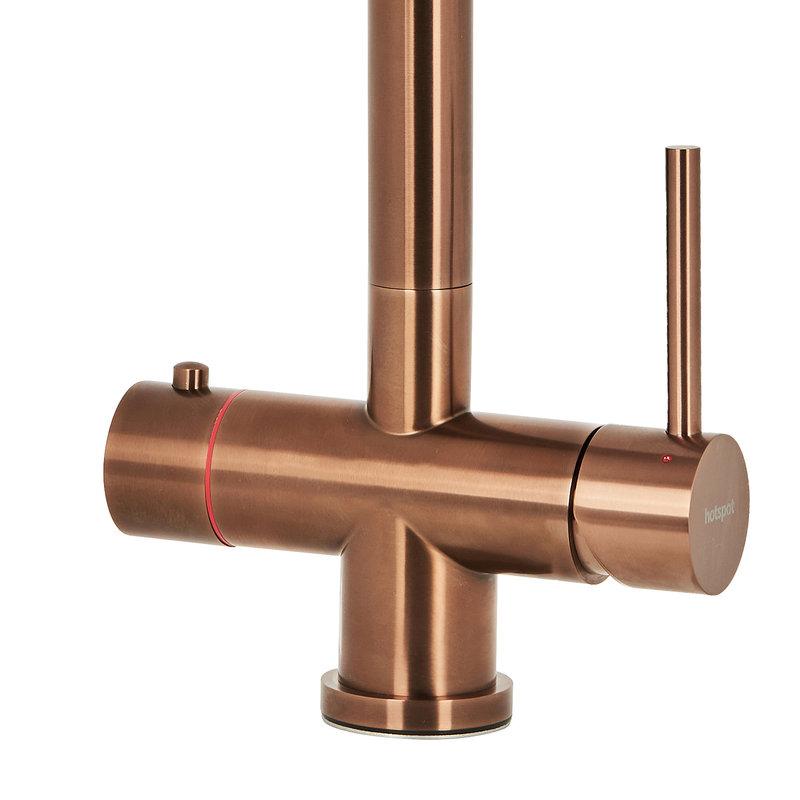 HotSpot Titanium Flex XL Copper Tap