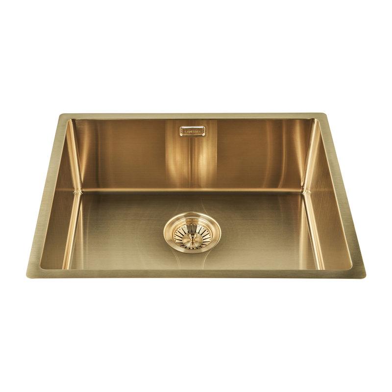 HotSpot Titanium Gold Sink (50 x 40 cm)