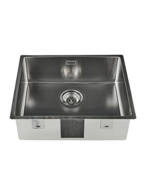 HotSpot Titanium Stainless Steel Sink (50 x 40 cm)