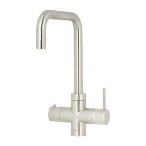 Vitoria Stainless Steel Effect Tap