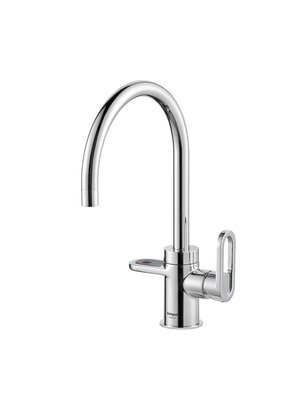 HotSpot Titanium Alessio Polished Chrome Tap
