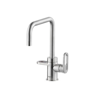 Adrianna Stainless Steel Effect Tap