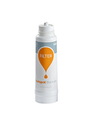 HotSpot Titanium Water filter cartridge