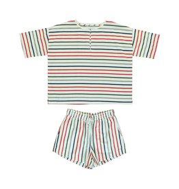Dorélit Calypso & Cupido | Pajama Set Woven | Multicolor