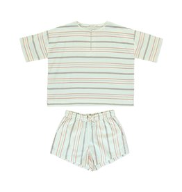 Dorélit Calypso & Cupido | Pajama Set Woven | Chili