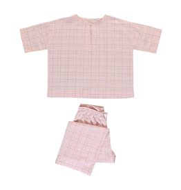 Dorélit Calypso & Alkes | Pajama Set Woven | Pink