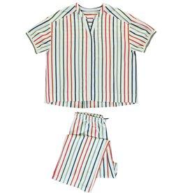 Dorélit Canopus & Alkes | Pajama Set Woven | Multicolor