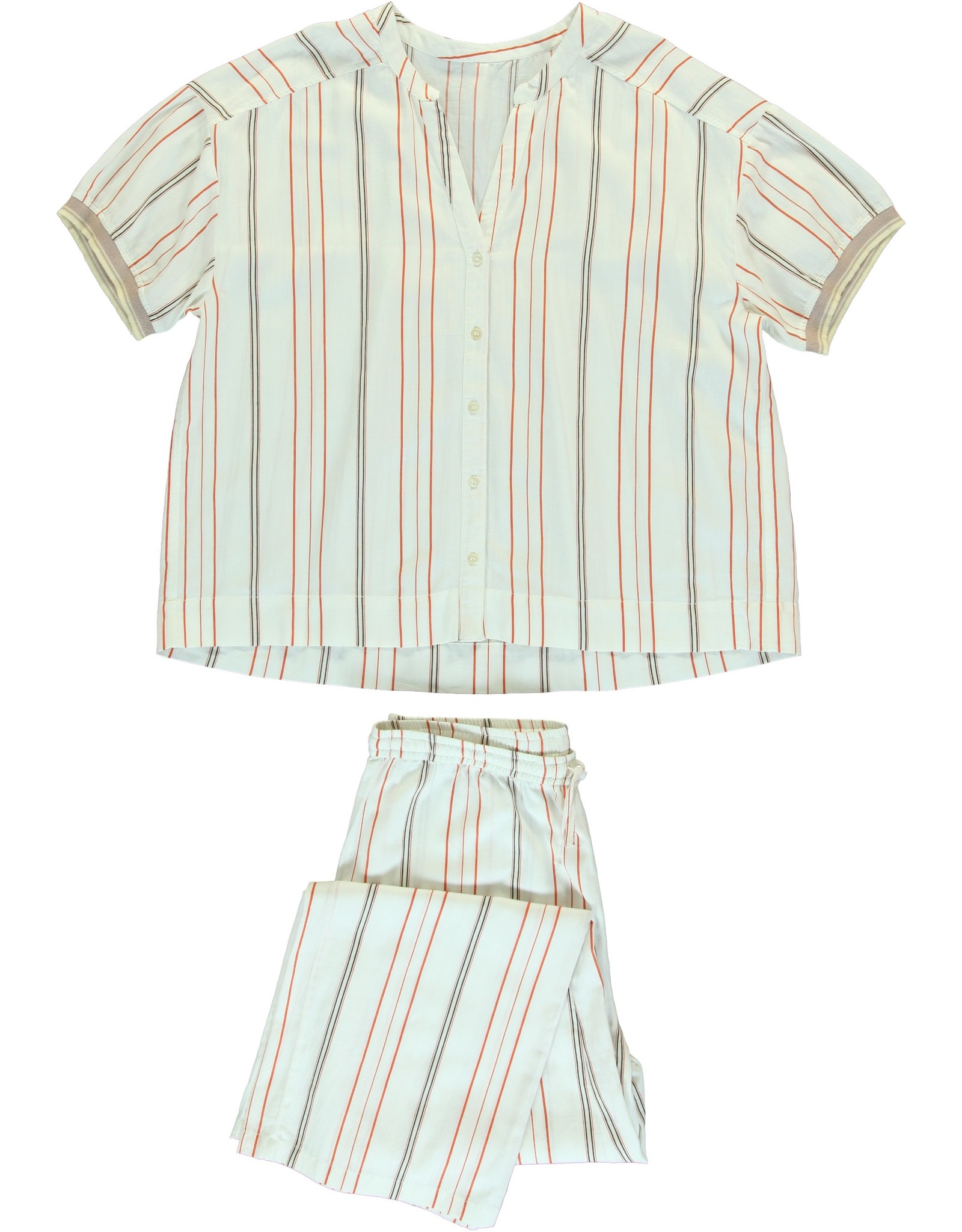 Dorélit Canopus & Alkes   Pajama Set Woven   Chili