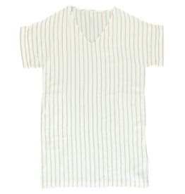Dorélit Evelyn | Nightdress | Stripe Viscose