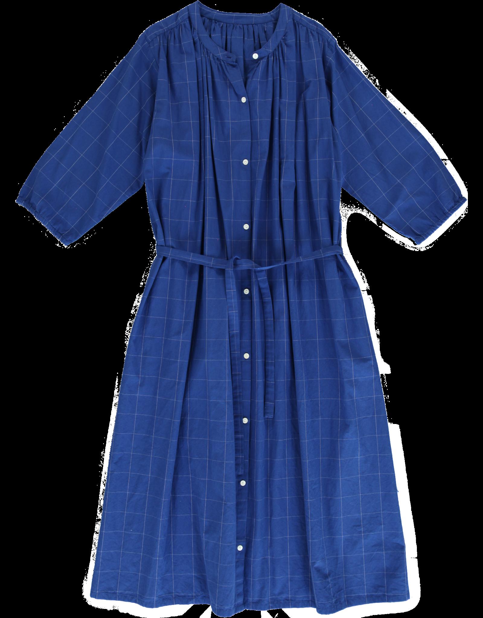 Dorélit Estrella | Nightdress | Check Blue