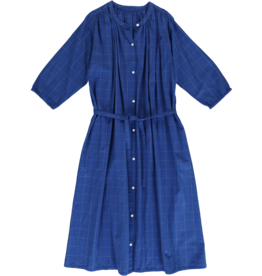 Dorélit Estrella | Nightdress | Check Blue
