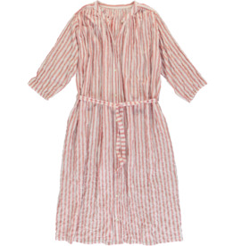 Dorélit Estrella | Nightdress | Stripe Raspberry