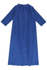Dorélit Elvira | Nightdress | Check Blue