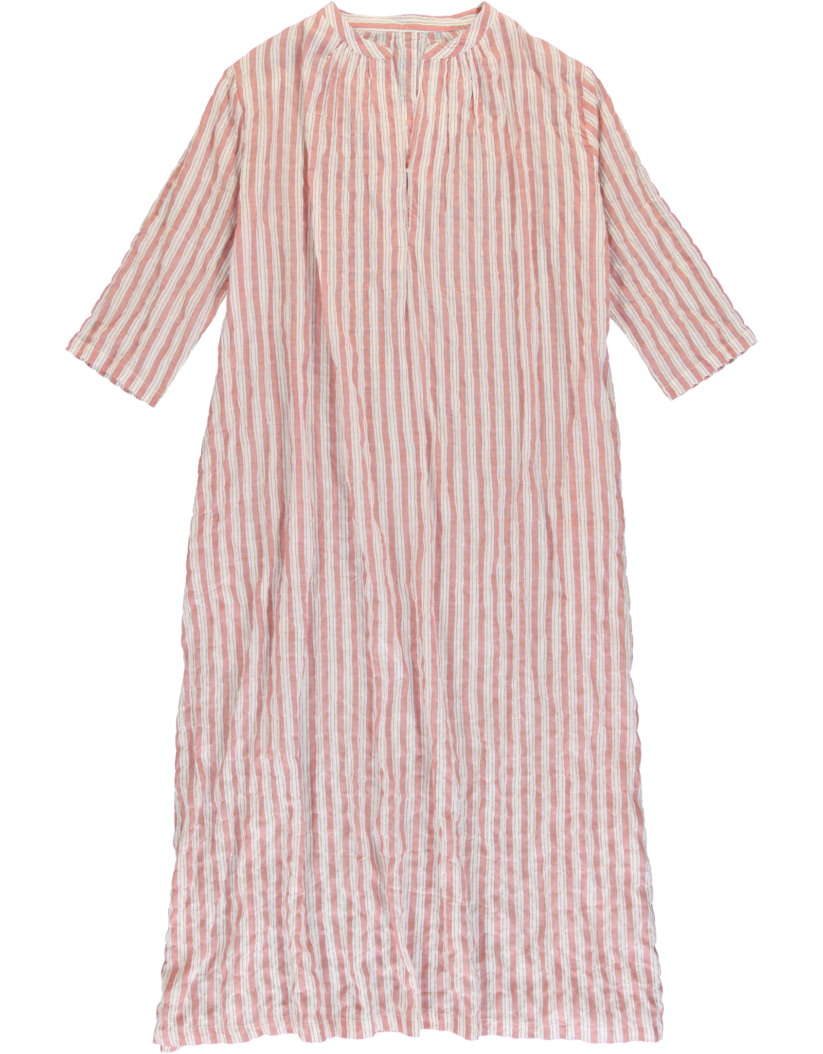 Dorélit Elvira | Nightdress | Stripe Raspberry