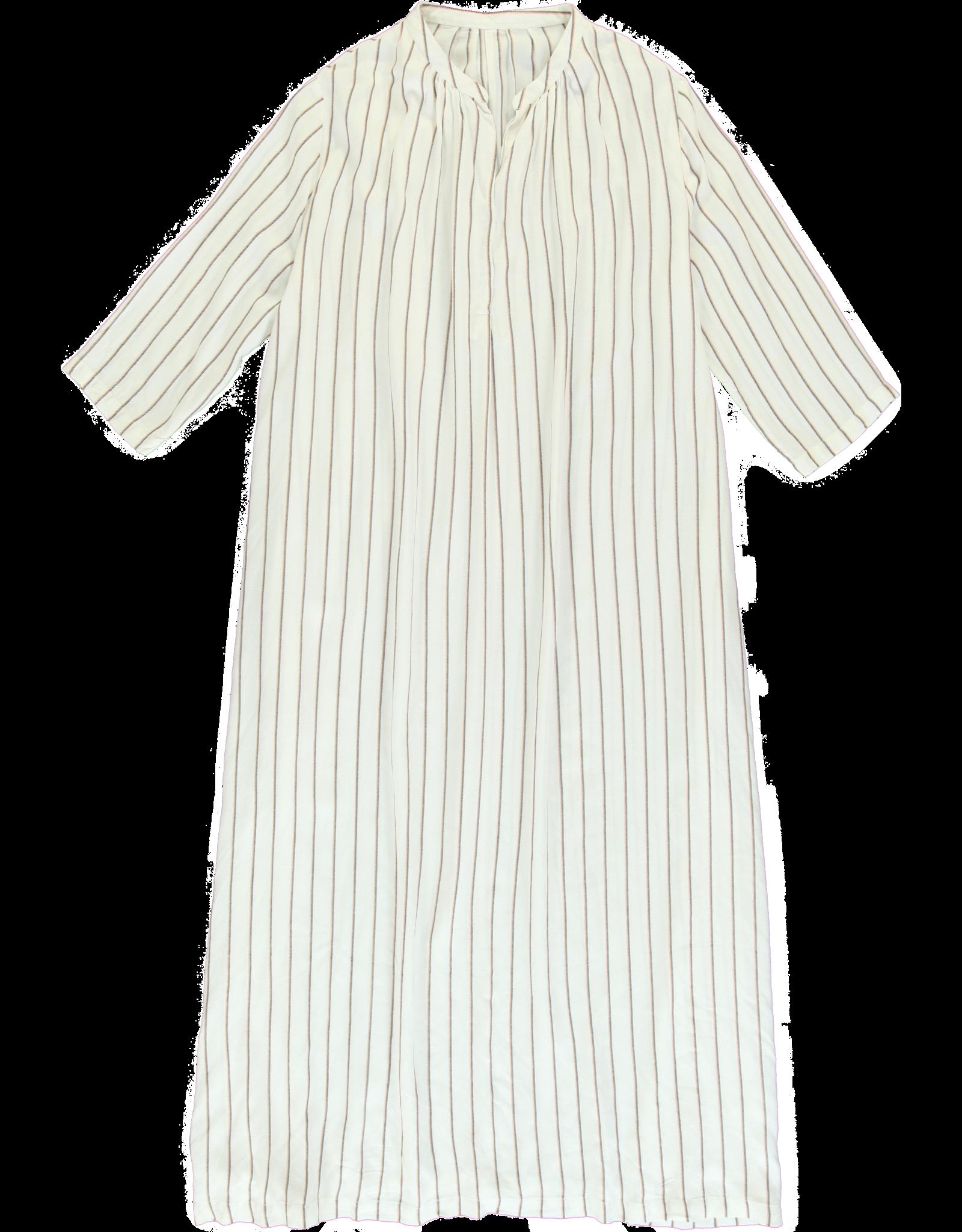 Dorélit Elvira | Nightdress | Stripe Viscose