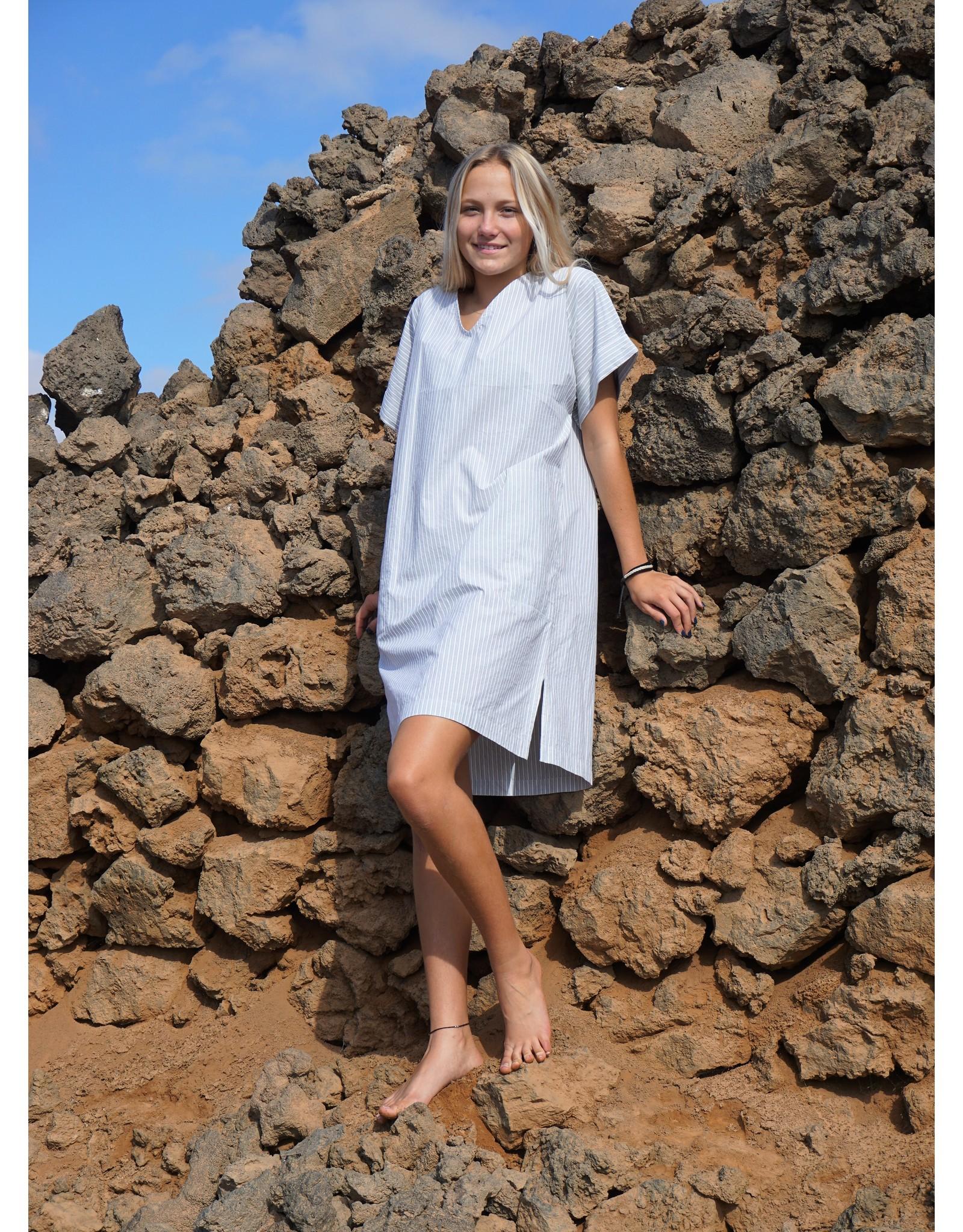 Dorélit Evelyn | Nightdress | Stripe Green
