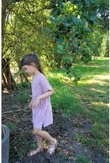 Dorélit Evelyn | Nightdress | Stripe Raspberry