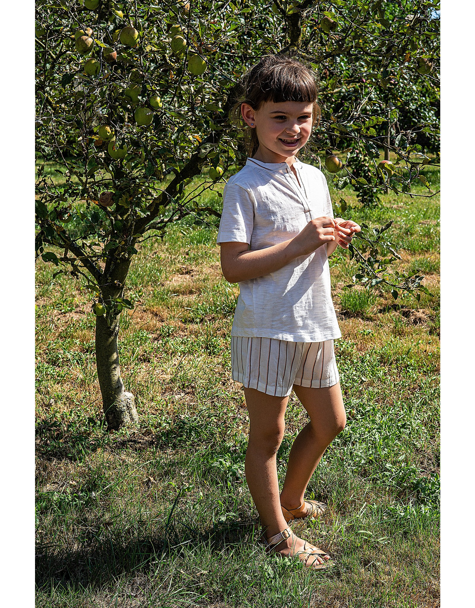 Dorélit Ebre + Mars | Pajama Set Woven | Stripe Viscose