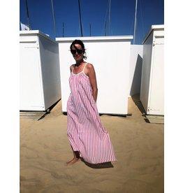 Dorélit Elektra | Nightdress | Stripe Raspberry