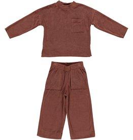 Dorélit Fauna + Flora | Pajama Set Terry | Aztec
