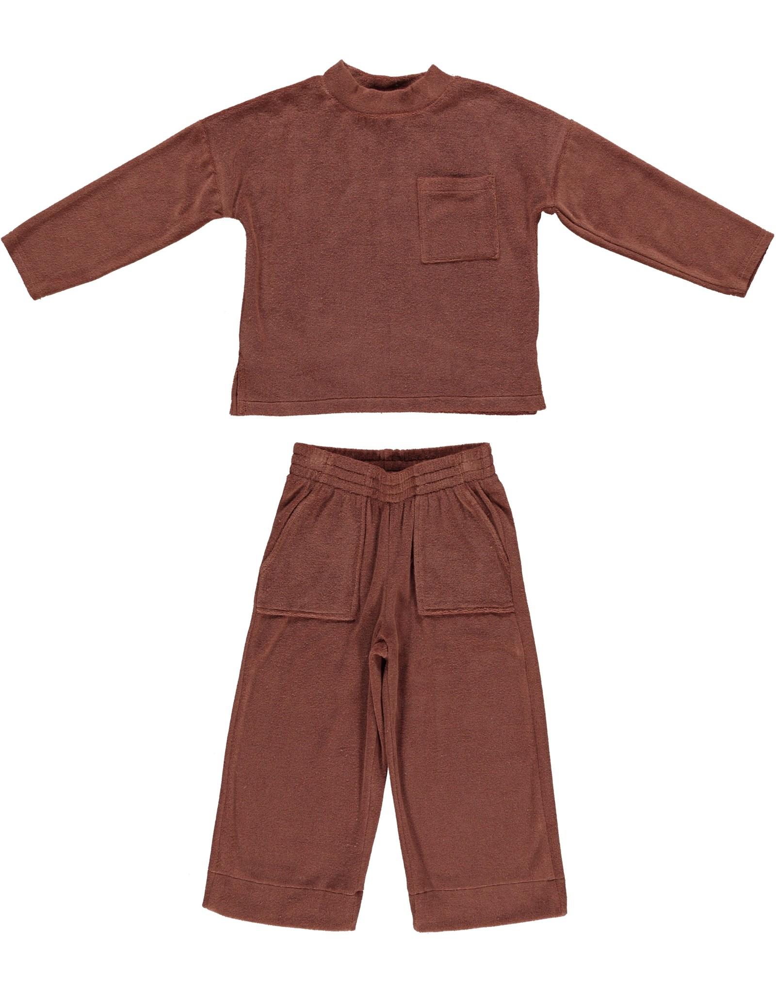 Dorélit Fauna + Flora   Pajama Set Terry   Aztec