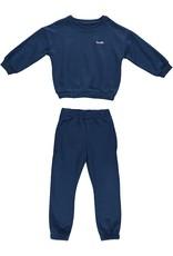 Dorélit Freya + Felix   Pajama Set Fleece   Blue