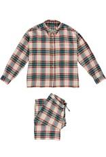 Dorélit Filia + Alkes | Pajama Set Woven | Check Multi