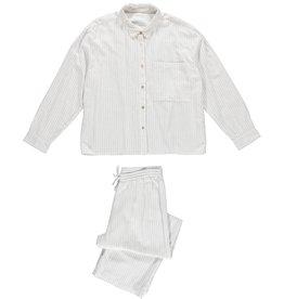 Dorélit Filia + Alkes | Pajama Set Woven | Pin Stripe