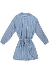 Dorélit Florance   Nightdress   Stripe Blue