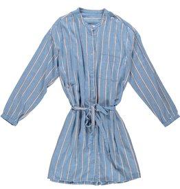 Dorélit Florance | Nightdress | Stripe Blue