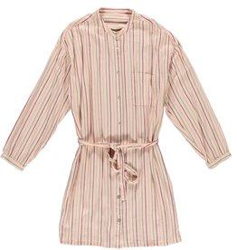 Dorélit Florance | Nightdress | Stripe Pink