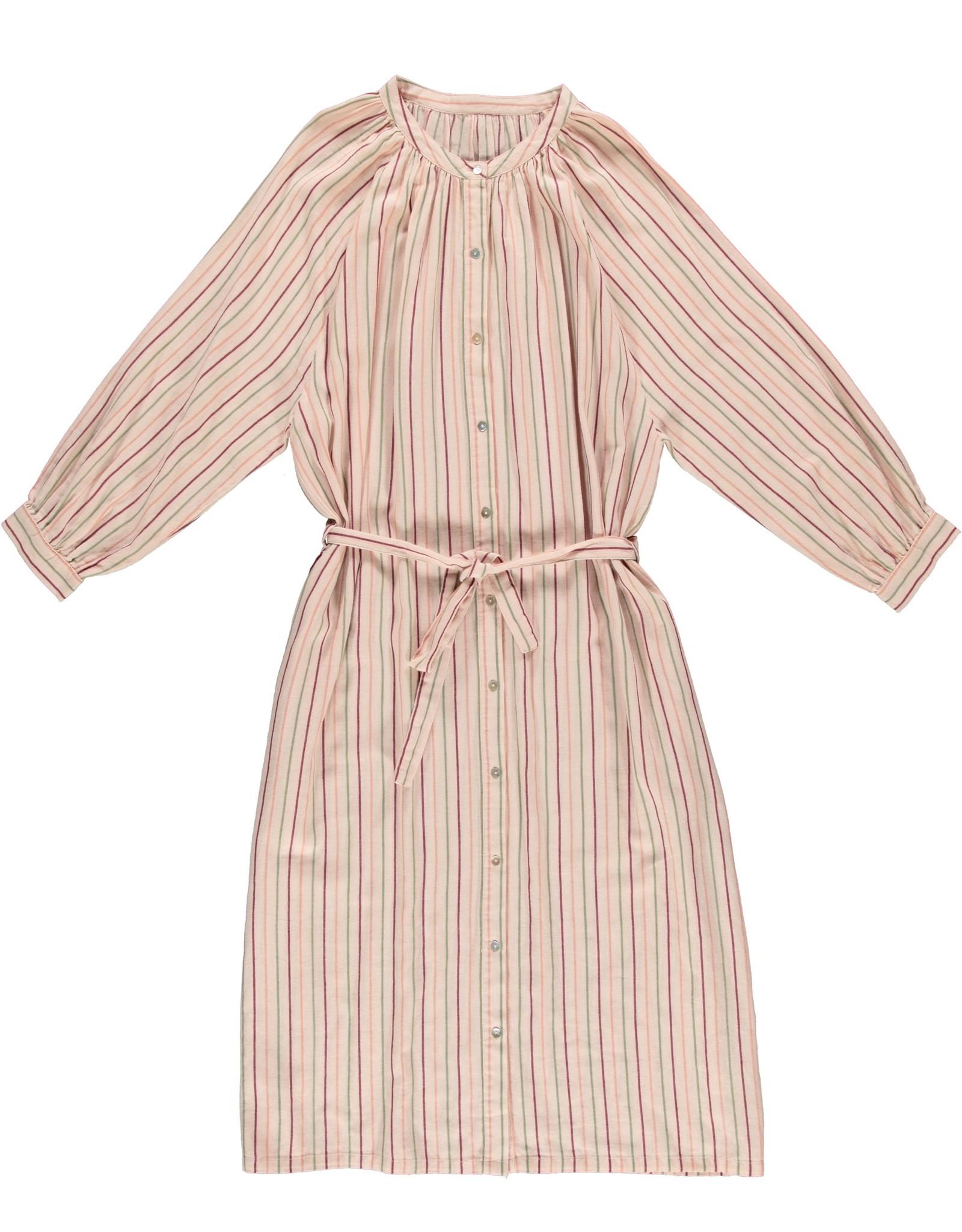 Dorélit Fai   Nightdress   Stripe Pink