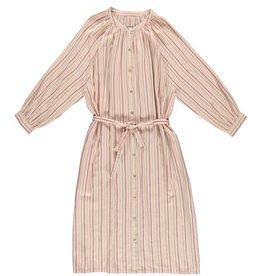 Dorélit Fai | Nightdress | Stripe Pink