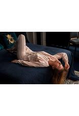 Dorélit Fynn + Alkes | Pajama Set Woven | Stripe Pink